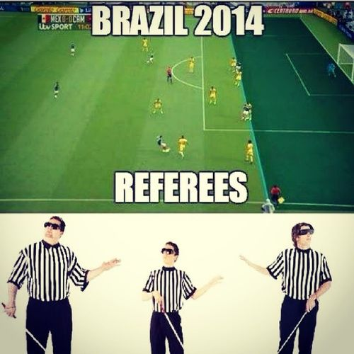 Foreals tho I get pissed just thinking of it, worst refs ive seen in a while.?? Refsblow