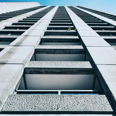 Barbican Centre Architecture_collection The Architect - 2015 EyeEm Awards London Lookingup Lookingupatbuildings Architecture Brutalism Brutalist Architecture Brutal_architecture