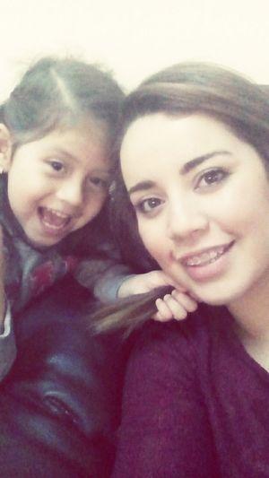 Mi pequeña hermosa! 😍😘