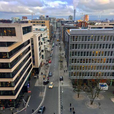 Hamburg City Elbphilharmonie Hamburg Architecture Clouds Plaza