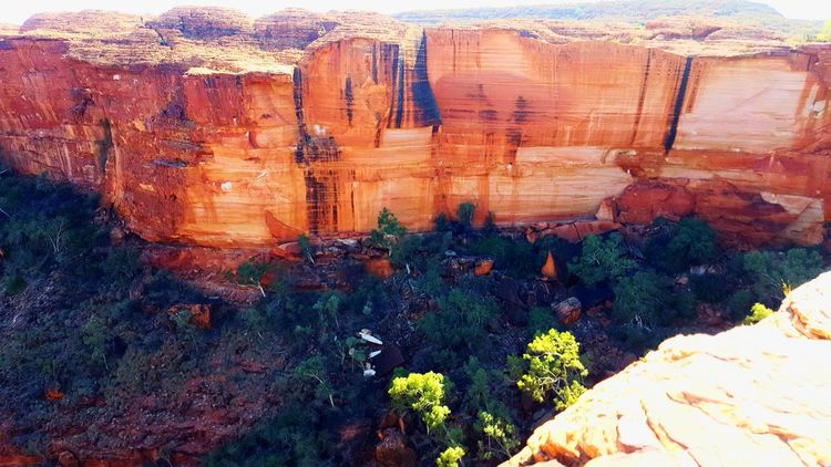Cliffside Australia Desert Beauty Northern Territory Desert Multi Colored No People Rock - Object Beauty In Nature Outdoors Day Nature Red