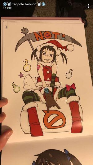 Soul Eater Not Soul Eater  Souleaternot Souleater Art RT Manga Anime