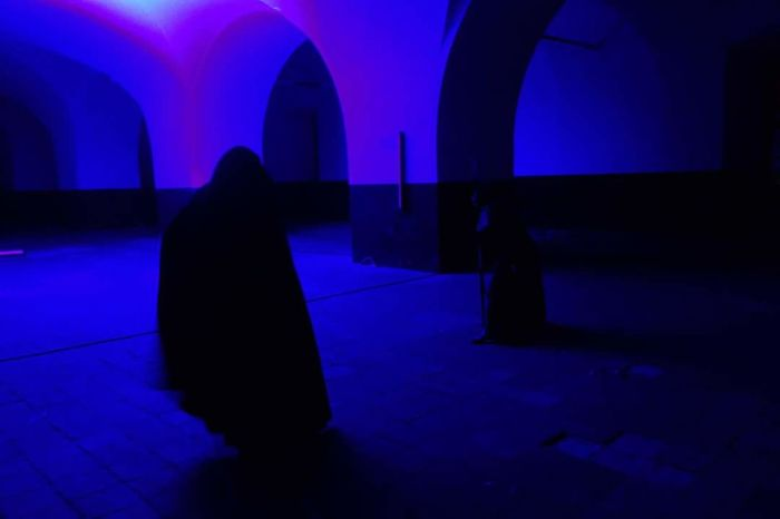Silhouette Shadow One Person Indoors  Adult Ghost Cittadella Cittadella_Alessandria
