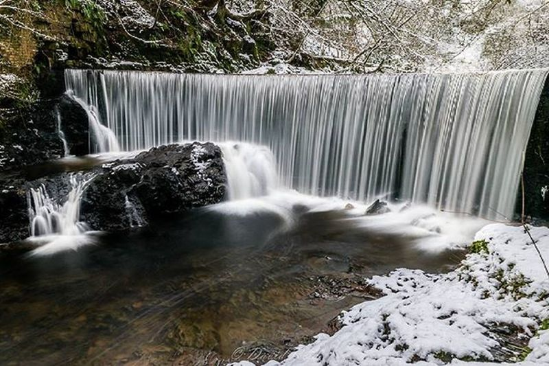 Snowy Waterfall. Snow Snowing Waterfall ChasingWaterfalls Scotland Winter Longexposure Longexpohunter Longexpoelite Longexposureoftheday Ic_longexpo Ic_landscapes Landscape Landscapelovers Landscape_lovers Landscape_captures Landscapephotography Photooftheday Nature Natureglobepix Awesomeearth Awesomeglobe Awesome_earthpix Destinationearth Resourcemag global_hotshotz