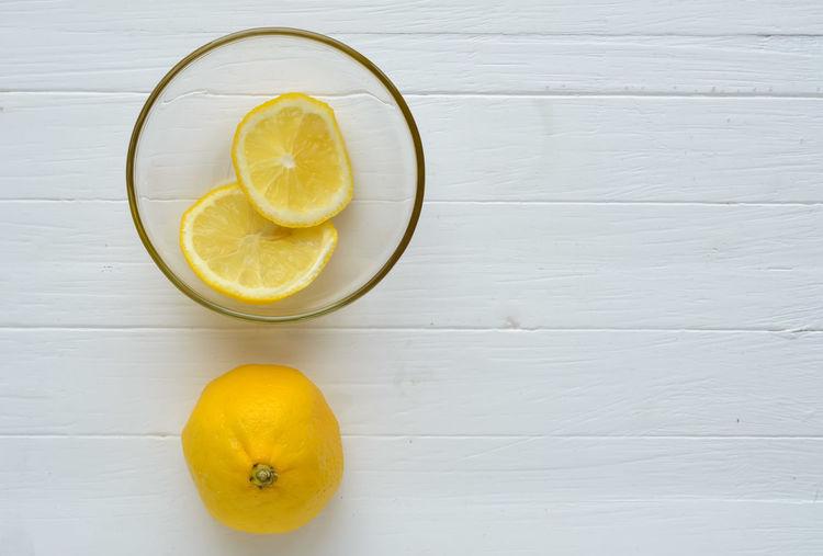 One lemon and