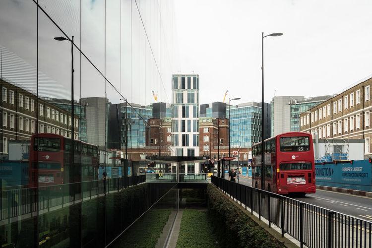 Paddington X2 Architecture London City LONDON❤ Reflection_collection Reflection
