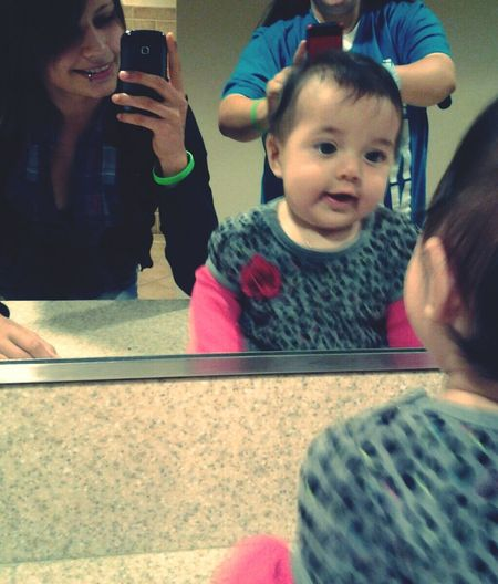Niece<3 Concided Baby:) Love Her<3