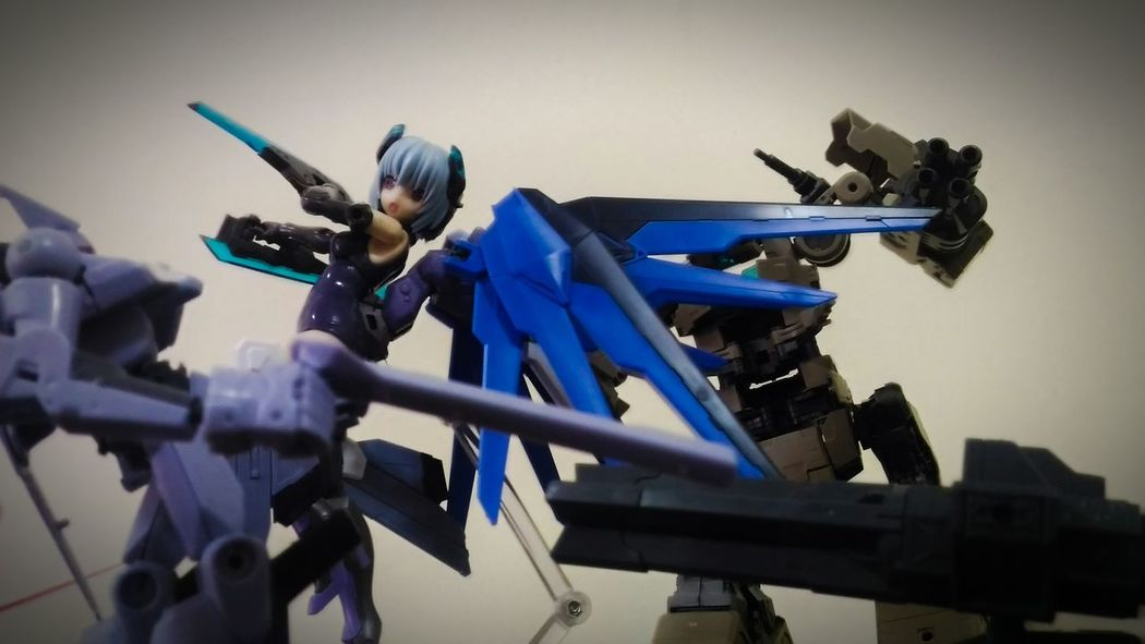 Hresvelgr Frame Arms Girl Mecha Actionfigures