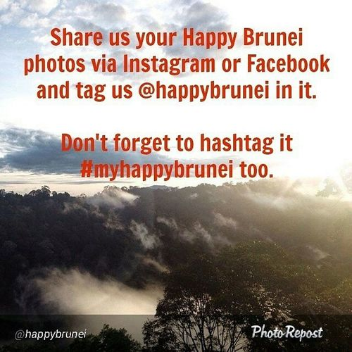 "By @happybrunei ""So what is Happy Brunei to you? Share it with us and we'll spread the love for all to see. Tag us on IG or you can Inbox us via our FB page at facebook.com/wearehappybrunei Myhappybrunei Wearehappybrunei HappyBrunei Brunei "" via @PhotoRepost_app"