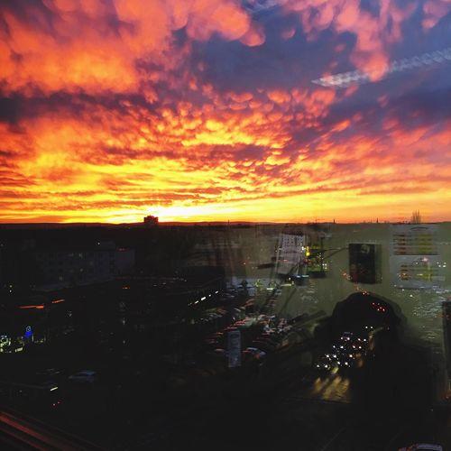 Sunset Sky Beauty In Nature Cloud - Sky