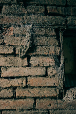 Architecture Brick Wall Building Exterior Built Structure Close-up Damaged Day No People Outdoors Textured  Wall - Building Feature Weathered