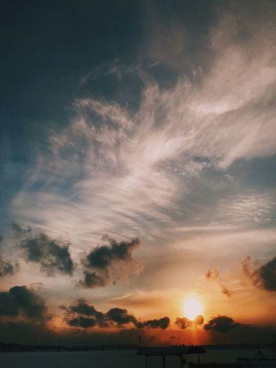 Sky Sky Sunset