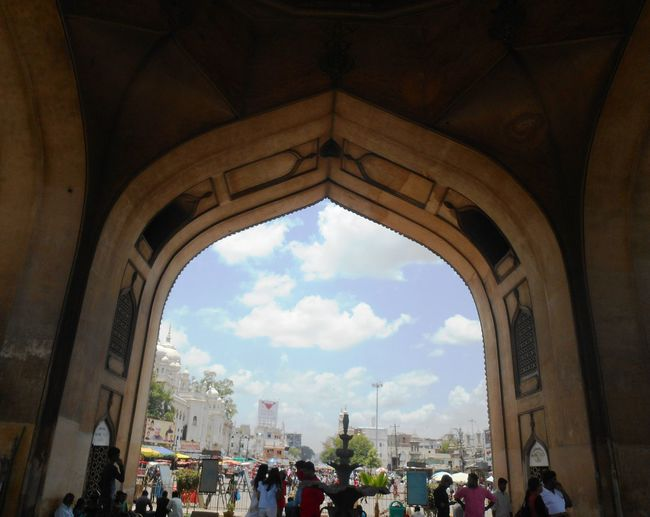 Charminar India Amateurphotography Beautiful Places Bricksandstones History Monument Old People Skyandclouds  Tourism My Best Travel Photo