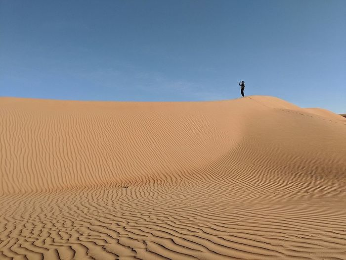 wahiba sands in