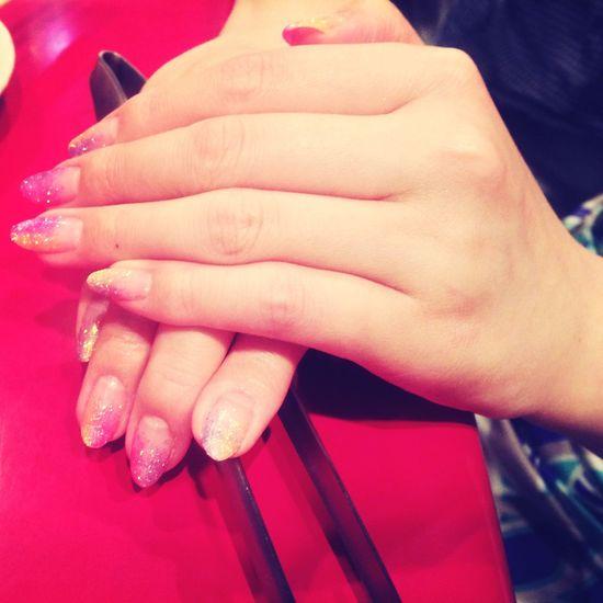 Nail Art Hands