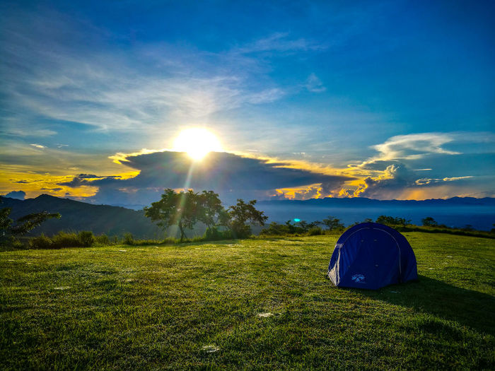 Tent Camping Morninglikethis CampLife Mountain View Outdoor Photography No People Beauty In Nature Nature_collection Landscape_collection EyeEmNatureLover