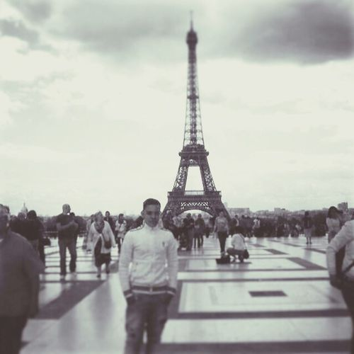 Tour Eiffel Paris France 🇫🇷💙