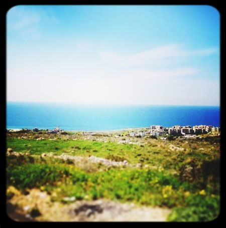 Hello World Enjoying Life Beatiful Sea