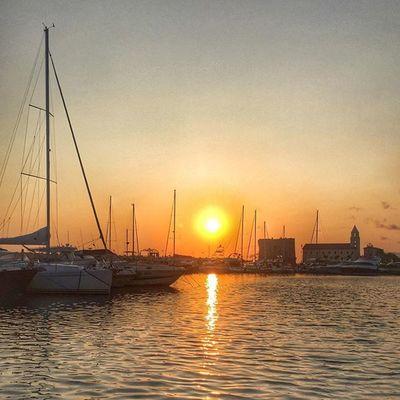 Sunset Sun Sea Acciaroli Live Follow Tag Picoftheday Likeforlike Tag4live Tag4like Istanday Instagood Istantanea Instango