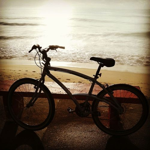 Bike Lyfestyle Beach Summer Vibes Brasil Alagoas Maceió