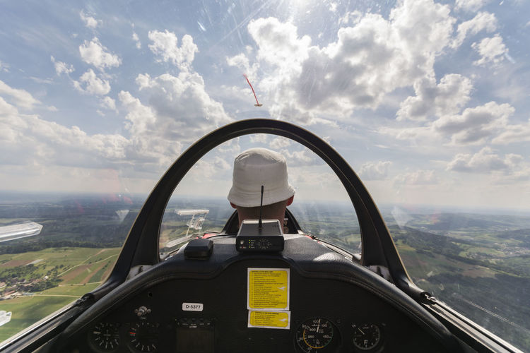 sky gliding cockpit view Exceptional Photographs From My Point Of View Segelflugzeug Tranquility Air Vehicle Airplane Beauty In Nature Cloud - Sky Cockpit Control Environment Fly High Flying Gliding Landscape Leisure Activity Mode Of Transportation Nature Outdoors Scenics - Nature Sky Sky Gliding Transportation Travel Vehicle Interior #FREIHEITBERLIN Plastic Environment - LIMEX IMAGINE The Great Outdoors - 2018 EyeEm Awards The Traveler - 2018 EyeEm Awards Creative Space My Best Travel Photo A New Beginning