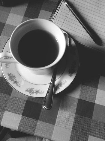 Black & White Monochrome Patterns Textures And Surfaces Afternoon Tea Take Note Tea Jasmine Tea