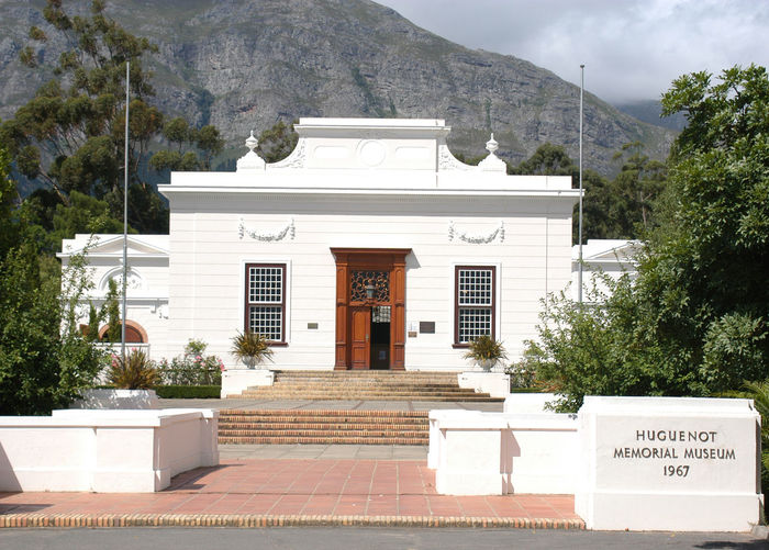 Architecture Building Exterior Built Structure Cape Town, South Africa Cloud Cloud - Sky Day Exterior Façade Franschhoek Growth Huguenot Memorial Museum Mountain Nature No People Outdoors Sky Town Travel Destinations Tree