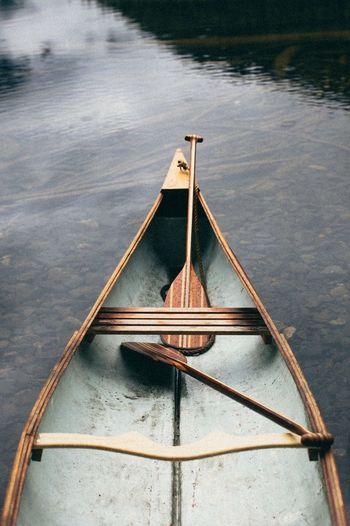 Rowingboat Boat Shovel Lake Nature Natural Popular Photos