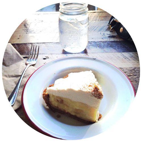 Banana Cream Pie Tasty Dishes Pie Purehipstamatic