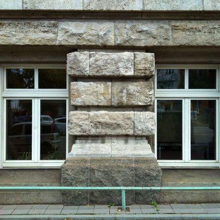 Stone Material Stone Wall Windows Building Hamburg BIG Architecture EyeEm Best Shots Symmetry Jopesfotos - Buildings