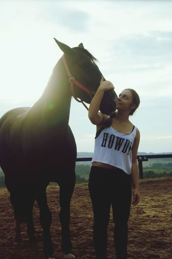 My Love Flicka ♥ Horse Model That's Me ♥
