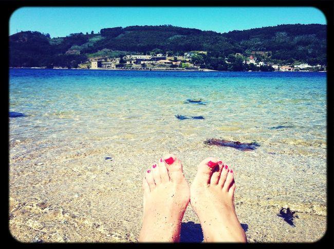 Esto es lo que viene siendo la definicion de vacaciones :P