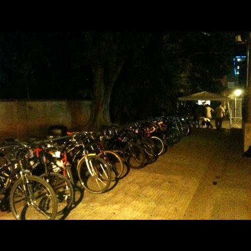 Bike valet da @ciclomidia bombou mais uma vez! Obrigado pela presença :)
