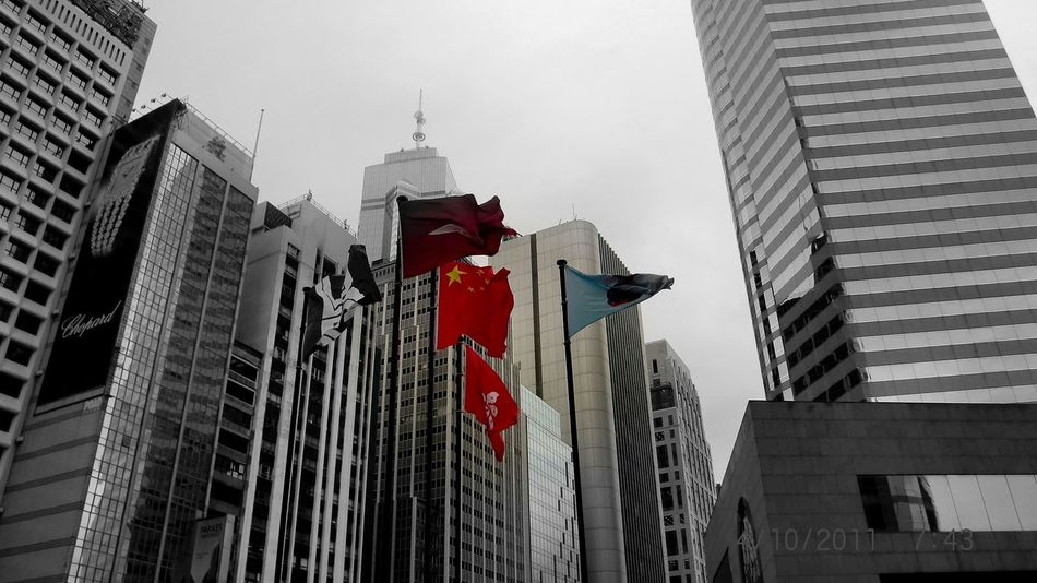 HongKong China Black And White Monochrome Blackandwhite Photography City Cityscapes Cytywordwide Hi! Hello World