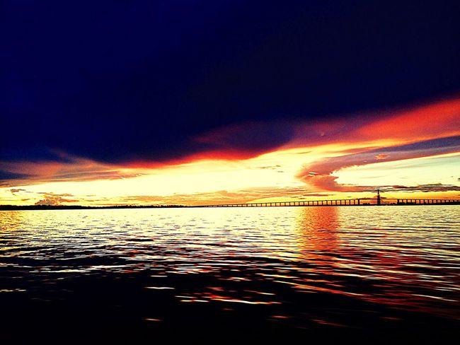 Sunset Anatomia celeste...
