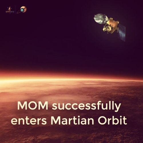 Yahoo.. MissionMars successful.. Our India becomes first country to enter mars orbit on maiden mission.. Many congratulations to the scientists who worked hard for it..feeling Proud .. !! :) congrats Isro MANGALYAN CongratsISRO JaiHo Mom Picofday Bestoftheday Picoftheday PROUDtoBEanINDIAN Proudindian Instapic Truth ILoveIndia Instalove History Indian Likesforlike TagyourFriends Tagsforlike Achivement Love Amusing amaizing Nasa challenge WeLoveIndia