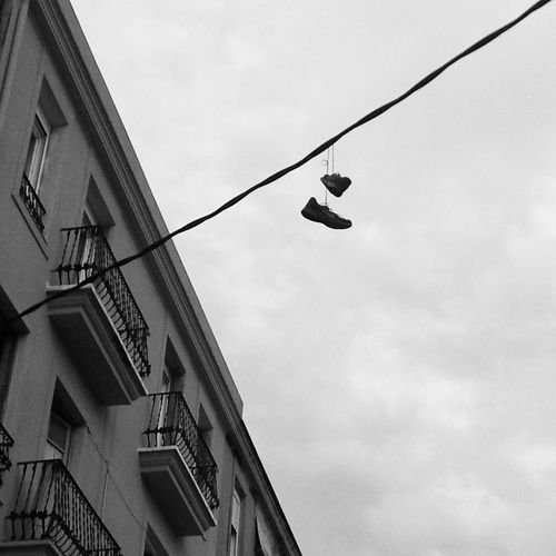 Sky Shoes València SPAIN Holiday Trip Italianstyle Italianholidays Chill Mode Travel Destinations EyEmNewHere City Modern first eyeem photo EyeEmNewHere Black And White Friday