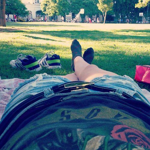 Summer times Relaxing Guns N' Roses Park Sun First Eyeem Photo
