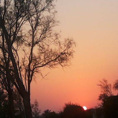 تصويري  القرية  ارامكو البحر غروب الشمس