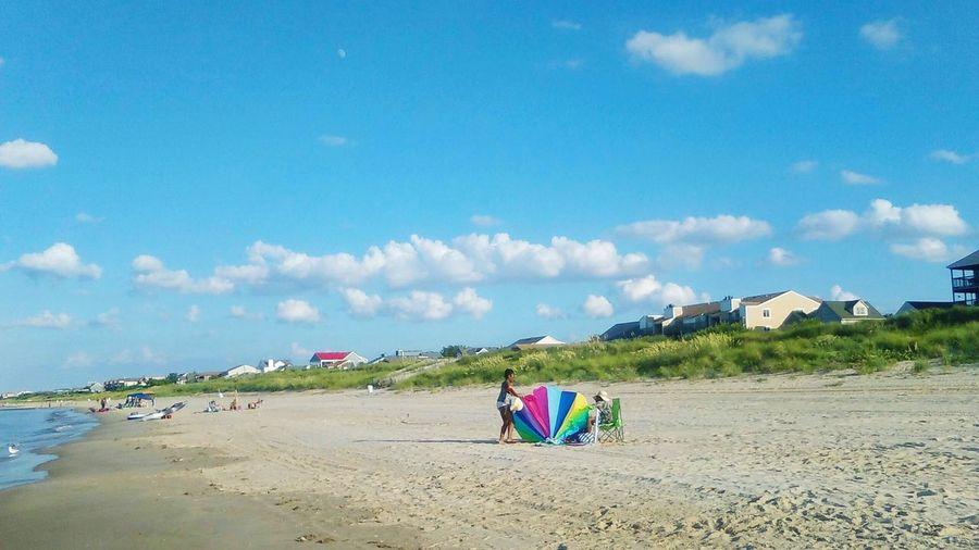 First Photo 😁 Beach Sunshine Vibrant FirstPhoto  First Eyeem Photo