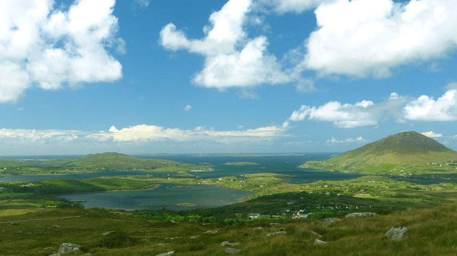 Killarney, Ireland Clouds And Sky Ireland Kerry Ireland Killarney National Park Lake No People Scenics Sky