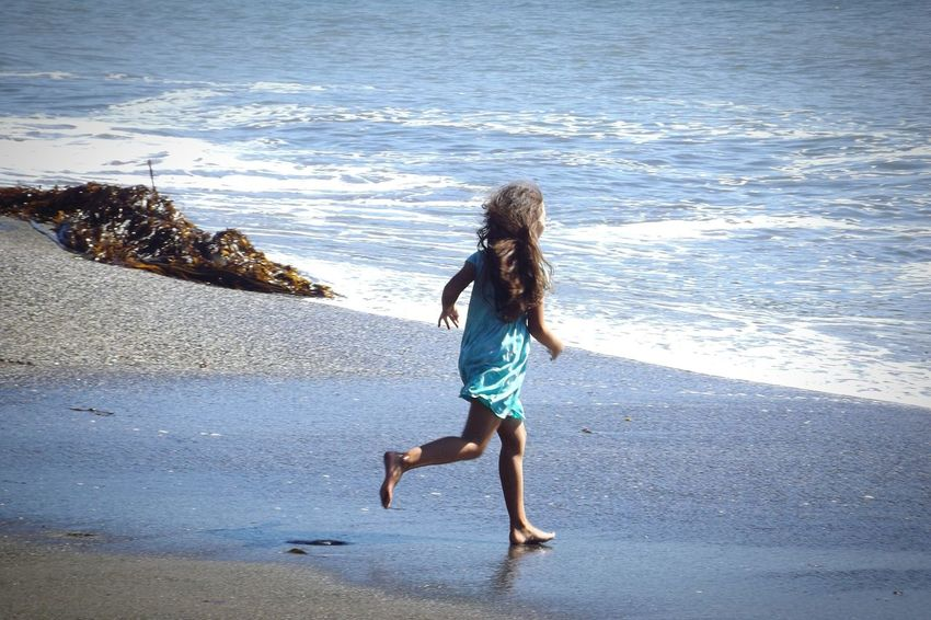 On The Move Enjoying The Sun Running Joy Capturing Movement Faces Of Summer