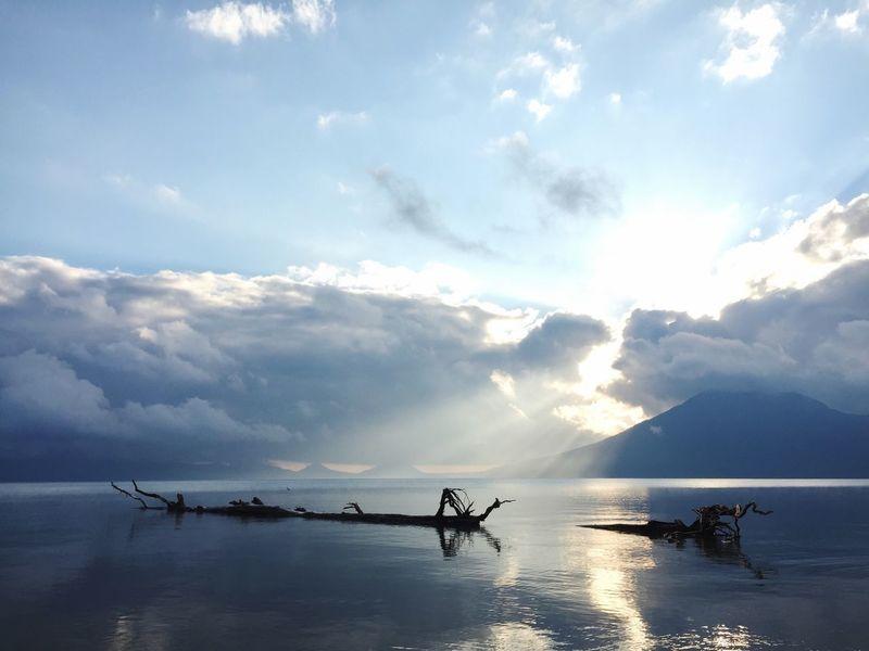 Morning 2016 - Lake Shikotsu, Hokkaido, Japan Shikotsu Lake Hokkaido,Japan Scenics - Nature