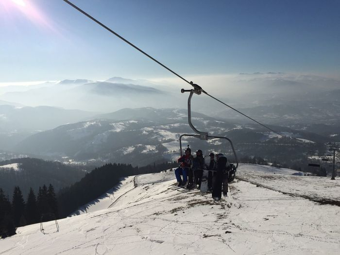 ready for ski