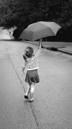 Trying to be Mary Poppins Being Mary Poppins Black And White Collection  Black & White Black And White Photography Children Photography Children Playing Kids Playing Kids Being Kids