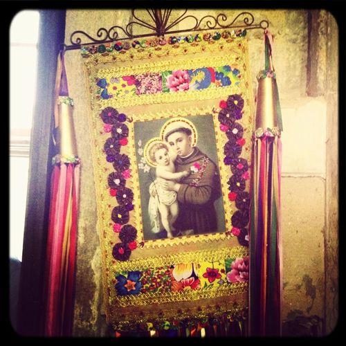 Praying Faith San Antonio Dia De St. Antônio