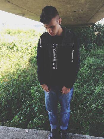 Boy Model That's Me Photo