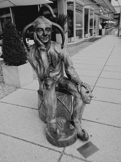 Statue Austria ❤ Villach