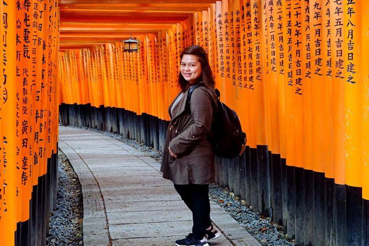 beyond blessed to be here🙏🏻 Pauinjapan Birthdaytravel tyJ🙌🏻 at Fushimi Inari Taisha Shrine ✅🇯🇵