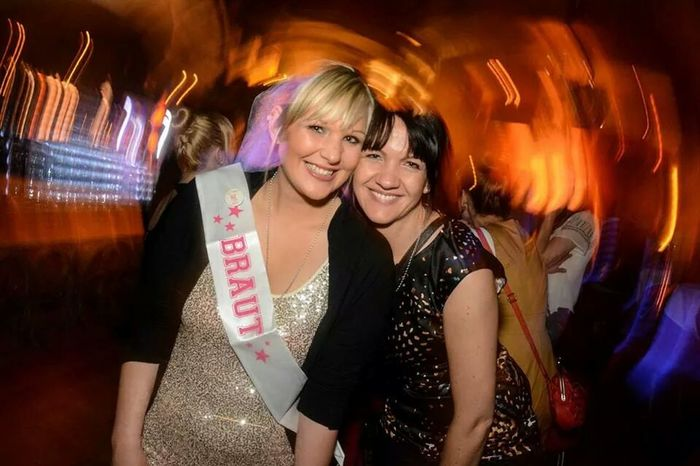 Hen party :) Bride To Be Party Clubbing Adagio